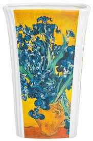 <b>Ваза Elan</b> gallery Ирисы в вазе (420264) — купить по выгодной ...