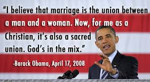 Image result for obama and gay