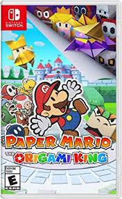 Paper Mario: The Origami King - Nintendo Switch ... - Amazon.com