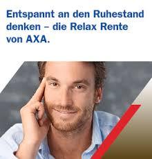AXA Ostrhauderfehn <b>Peter Thoben</b> | Willkommen! - Kampagnenteaser_RelaxRente2014