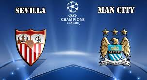 Image result for sevilla vs manchester city