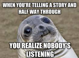 12 Best Awkward Moment Seal Memes - Dose of Funny via Relatably.com