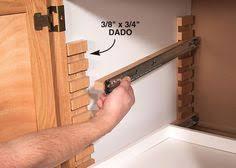 cabinet drawer slides durable