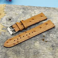 Onthelevel <b>Ostrich</b> Pattern 18mm 20mm 22mm Watch Strap ...
