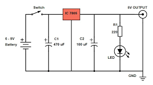 how to construct circuit diagram   how to build this simple single    how to make power bank circuit diagram dc to dc battery charger