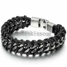 <b>braided leather bracelet</b> products for sale   eBay