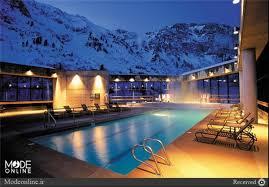Image result for زیباترین استخرهای زمستانی دنیا را ببینید/ تصاویر
