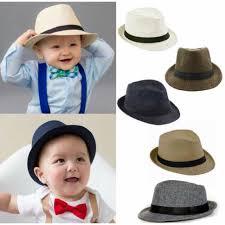 FEDORA HAT (KIDS/TODDLERS) <b>High Quality</b> Bruno Mars <b>48CM</b> ...