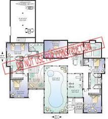 House plan W detail from DrummondHousePlans com  Print House plan W   Basement