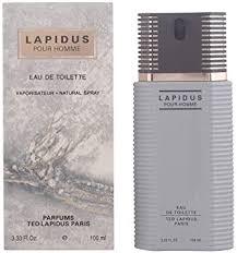 Lapidus By Ted Lapidus For Men. Eau De Toilette ... - Amazon.com