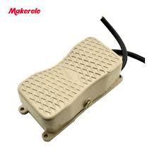 <b>Antislip Non Latching Momentary</b> foot switch popular household for ...