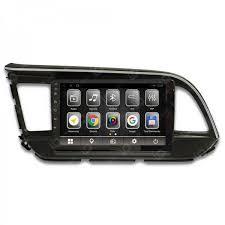 Штатная <b>магнитола IQ NAVI TS9-1623PFHD</b> Hyundai Elantra VI ...