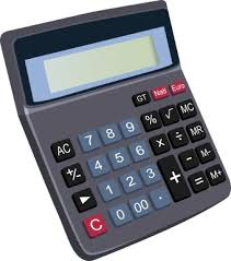 Image result for free clipart calculator