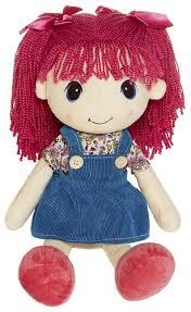 <b>Мягкая игрушка Maxitoys Кукла</b> Стильняшка с мали... — купить по ...