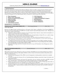 project manager cv sample pdf cipanewsletter sap project manager resume sample job description career history