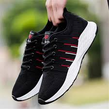 Spring and <b>autumn new</b> mesh Sneakers shoes men's wild ...
