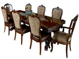 Old World Dining Room Furniture Distressed Dining Tables Piece Old World Dining Table And Chair