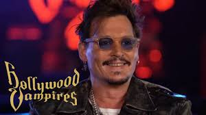 """<b>Hollywood Vampires</b> talk about """"Rise"""" - Album OUT NOW - Johnny ..."""