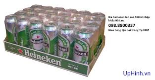 Bia Heineken thùng 20 chai uống thơm ngon giao hàng tận nơi - 098.8800337 - 26