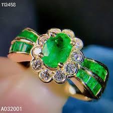 <b>KJJEAXCMY fine jewelry</b> natural Emerald 925 sterling silver new ...