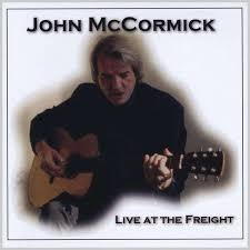 John Mccormick: Live At The Freight (CD) – jpc - 0714288116420
