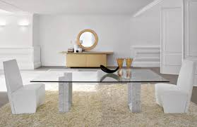 Modern White Dining Room Set Buy Extendable High Gloss White Dining Table With Black Or Grey