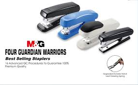 <b>M&G Best</b> Selling Staplers Upgraded Durable <b>Metal</b> Leaf Clearing ...