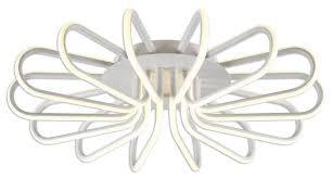 <b>Люстра</b> светодиодная <b>Citilux</b> Джемини CL229160, LED, 160 Вт ...