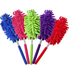 <b>Scalable</b> Clean Duster <b>Car</b> Wash With Dust Brush Mini <b>Stainless</b> ...