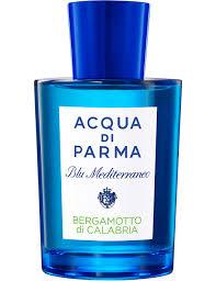 <b>ACQUA DI PARMA</b> - <b>Blu</b> Mediterraneo Bergamotto di Calabria eau ...