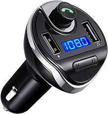 Criacr (Upgraded Version) Bluetooth FM Transmitter ... - Amazon.com