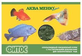 Купить Сухой <b>корм Аква Меню Фитос</b> для рыб по выгодной цене ...