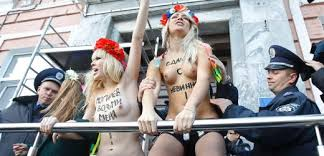 Image result for naked hippie protester