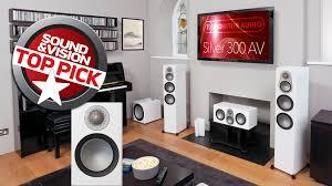 <b>Комплект акустики 5.1 Monitor</b> Audio Silver 300 AV – «лучший выбор