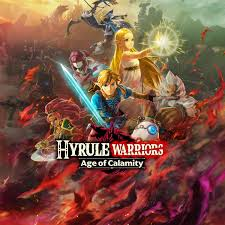 <b>Hyrule</b> Warriors: Age of Calamity for the <b>Nintendo</b> Switch system ...