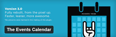 Using The Events Calendar plugin with the Customizr theme - Press ...