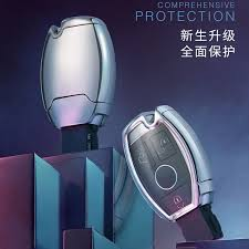 Good <b>quality TPU</b>+<b>PC Car</b> Key Case Cover Key Holder Chain Ring ...