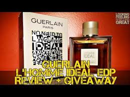 <b>Guerlain L'Homme Ideal</b> EDP Review | FRAGRANCE REVIEW ...