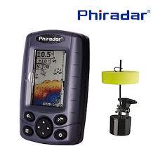 Fish <b>Finder 12 pcs</b> 60.96 mm LCD 73 m <b>Portable</b> Electronic None ...