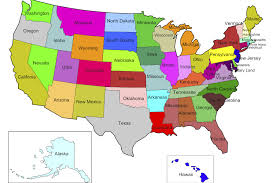 personal finance com united states map getty images