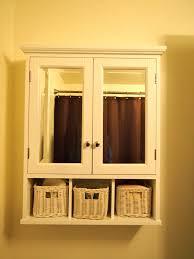 hung bathroom cabinets seasons home floating wooden bathroom storage corner with  rattan baskets on f ivor