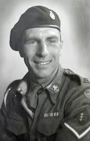 Clifford Baker in 1945. Phil Jones, The Royal British Legion's Area Manager ... - SJP_MAI_030614-cathy7355_01JPG