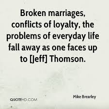 Quotes About Broken Marriages. QuotesGram via Relatably.com