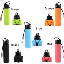 <b>Foldable Water Bottle</b> at Best Price in India