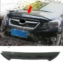 Для Subaru XV 2012-2017 <b>передняя</b> защита от насекомых ...