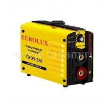 <b>Сварочный аппарат инверторный IWM250</b> Eurolux купить в ...