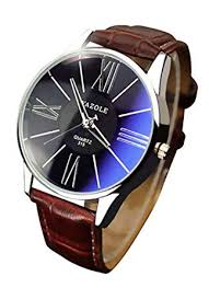 RoseSummer <b>Famous Luxury Men's</b> Wristwatch Quartz <b>Watch</b>