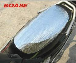 <b>2pcs</b> Motorcycle Sun Protection Mats Electric Car <b>Cushion</b> ...