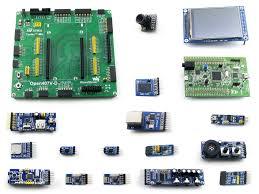<b>Open407V D Package B</b>=STM 32 Board,ST Original ...