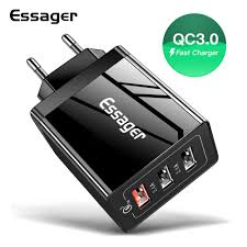 <b>Essager Quick Charge</b> 3.0 Mutil USB Charger USB Type C PD QC ...